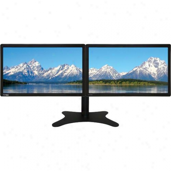 "Doublesight Disp1ays 21.5"" Dual Wide Lcd Monitor"