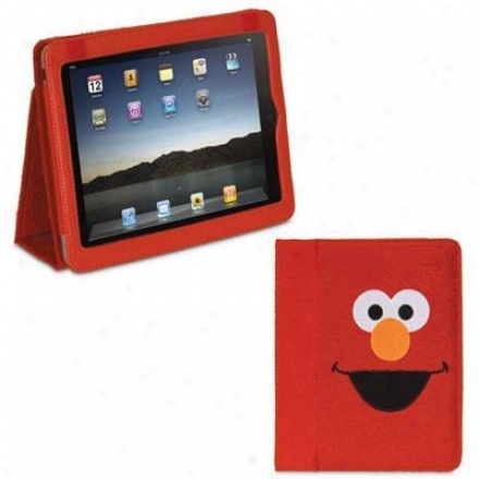 Dreamgear Elmo Plush Portfolio For Ipad - Dgipad-4600