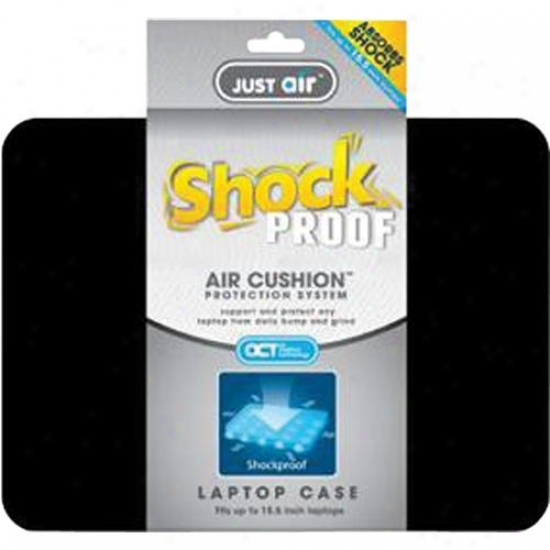 E. Mishan And Sons Ja Shockproof Laptopcase Lg Bk
