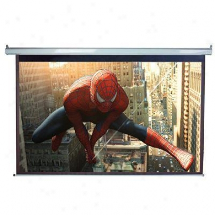 "Elitescreens 121""(16:9) Motorized Screen"