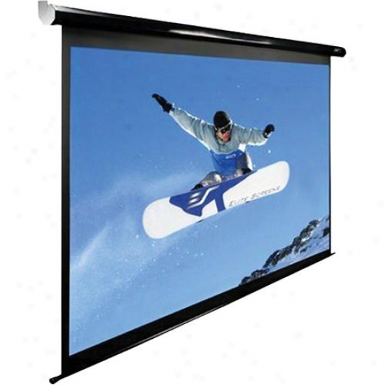 "Elitescreens 150""(16:9) Diag. Motorized Fro"