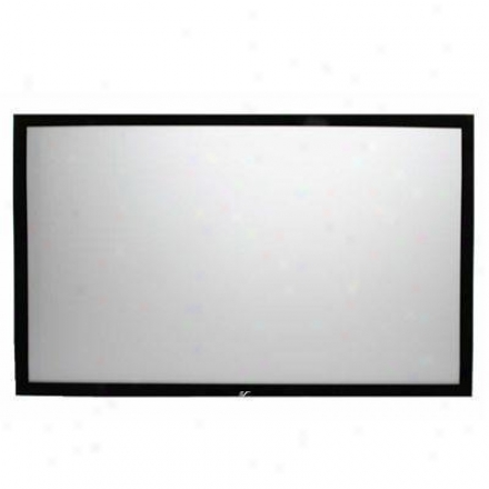"Elitescreens 92"" Fixed Frame"