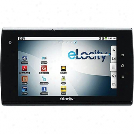 """Elocity A7 Plus 7"""" Android Tablet"""
