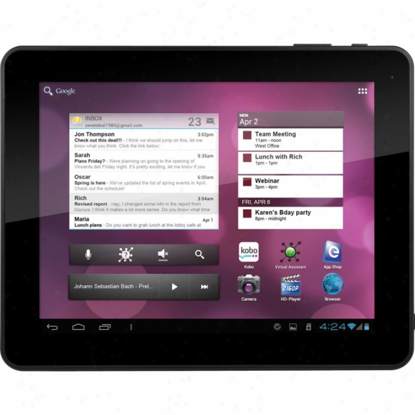 "Ekatic E-glide Pro X 9.7"" Android Tablet"