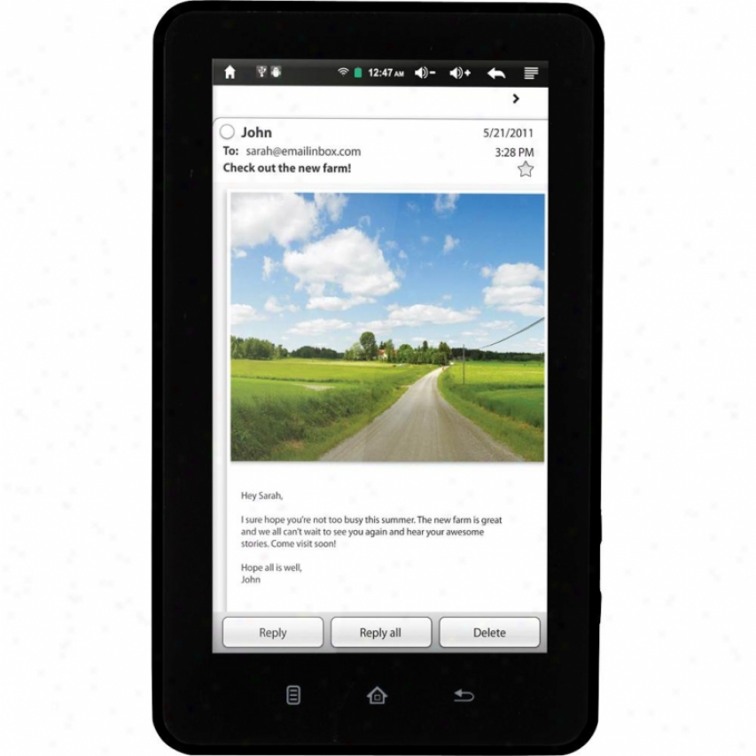 Ematic Eglide Pro Iii Android Tablet