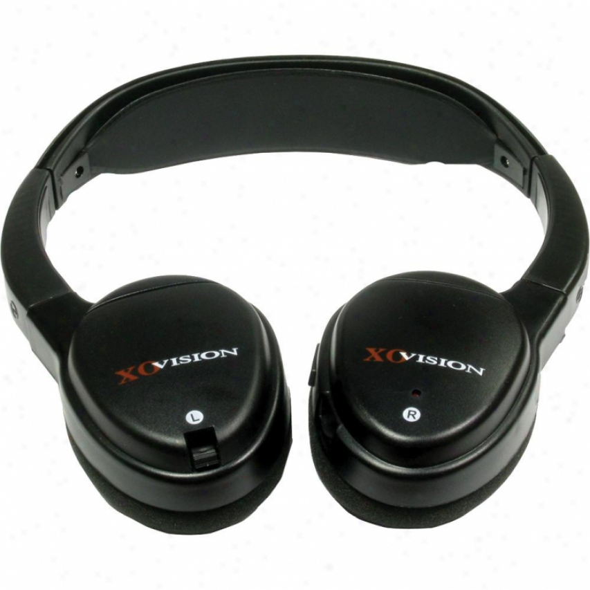 Ematic Wireless Ir Headphone -in-car
