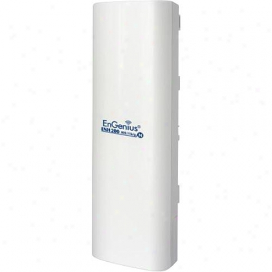 Engenius Calling Class Outdoor Wireless N Long Range Access Point/client/bridge