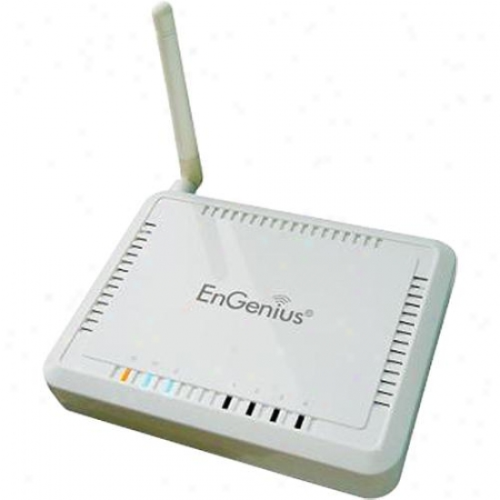 Engenius Esr-1221 Ext High-power Long Range Wireless G Router