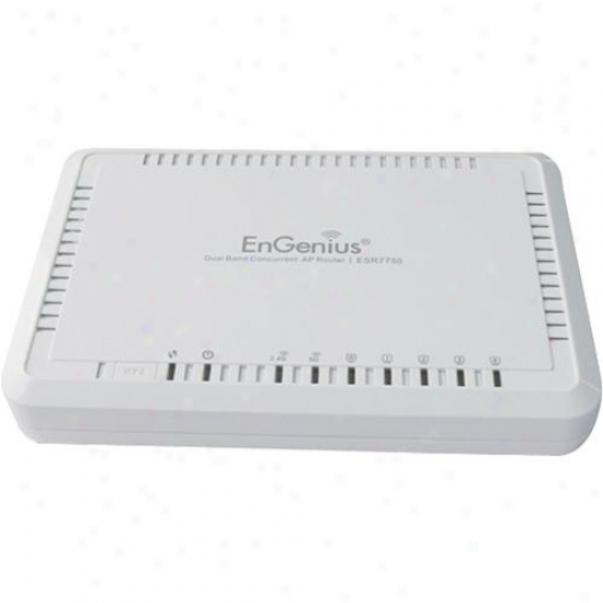 ngEenius Esr-7750 300mbps Dual-band Wireless N Router