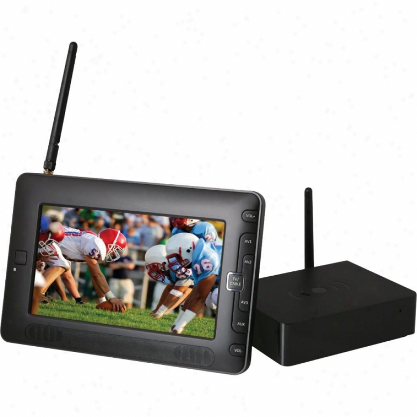 "Envisio Envizen Home Roam 7"" Tv"