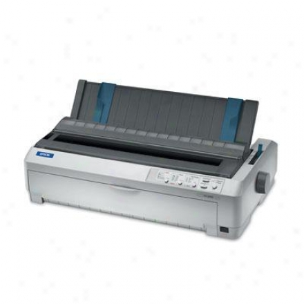 Epson 9-pin Impact Dot Mattix Printer