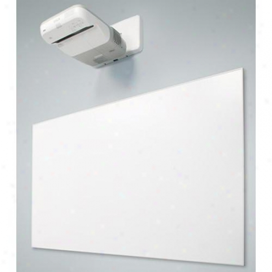 "Epson 90"" Whiteboard For Projection & Dry-erase - V12h468002"