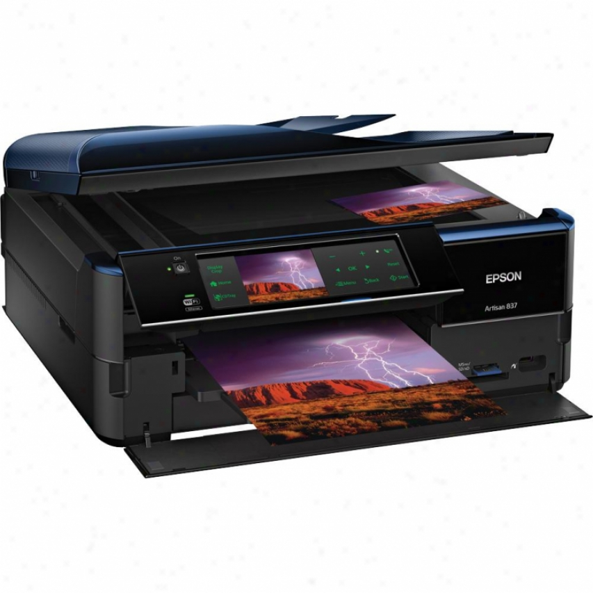 Epson Artisan 837 All-in-one Wirless Printer