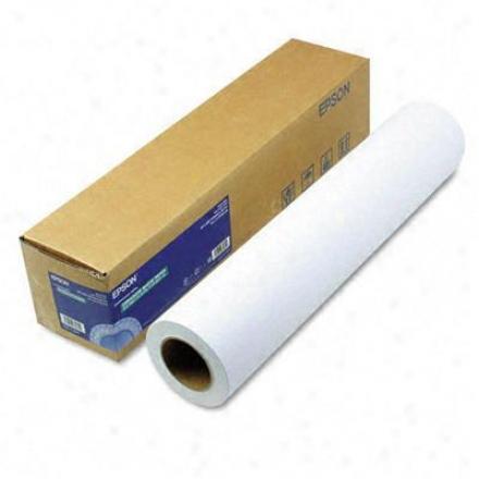 "Epson Enhanced Matte Paper-24""x100'"