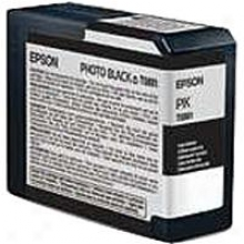 Epson Photo Black Ultrachrome K3 Ink