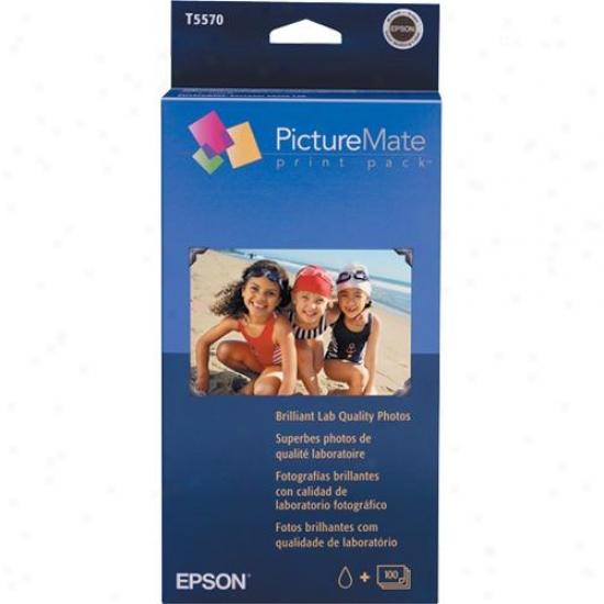 Epsno Picturemate Print Pack