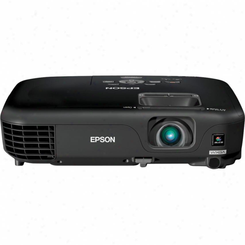 Epson Powerlite 1261w Multimedia Projector