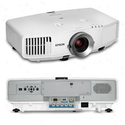 Epson Powerlite 4100 Multimedia Projector