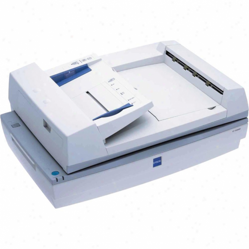 Epson Scsi Network Color Scanner