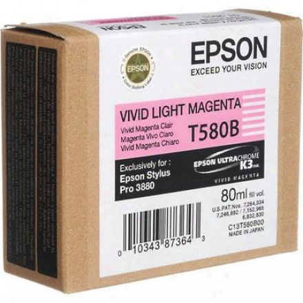 Epson Vivid Light Magenta Ink Cart