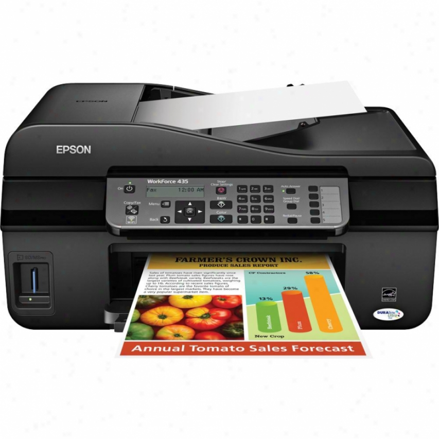 Epson Workforce 435 Inkjet All-in-one Office Machine