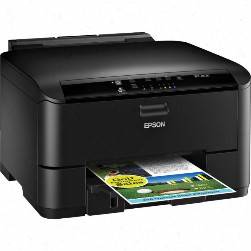 Epson Workforce Pro 4020 Color Inkjet Printer