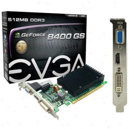 Evga Geforce 8400gs 512mb Passive