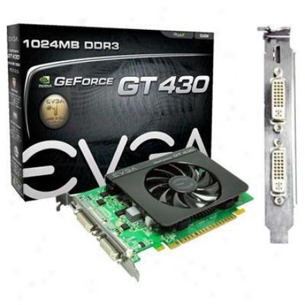 Evga Geforxe Gt430 1gb Sddr3