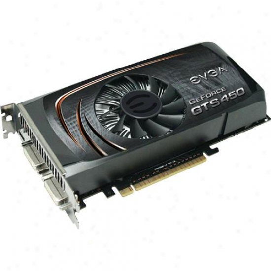 Evga Geforce Gts450 1gb Ddr5