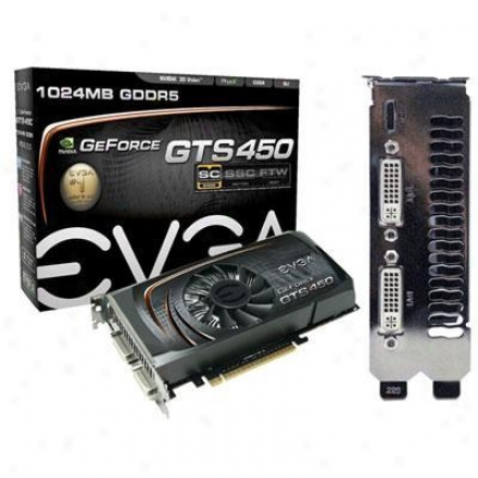 Evga Geforce Gts450 1gb