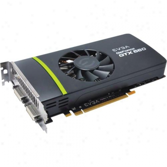 Evga Geforce Gtx560 204mb