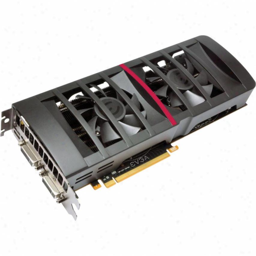 Evga Geforce Gtx560ti 1.2gb Gddr5