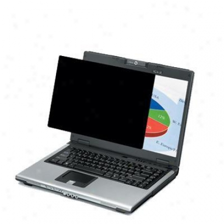 "Fellowes 15.4"" Nottebook-lcd Display Privacy Filter 4800701"