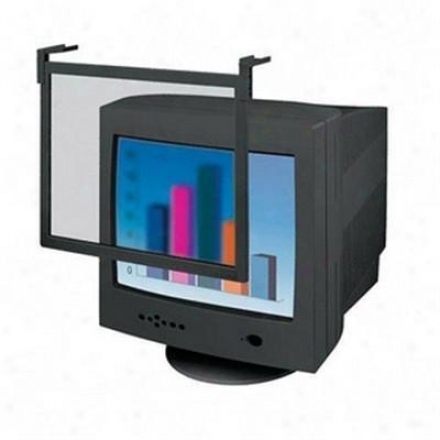 "Fellowes 16""-17"" Crt-lcd Display Privacy Filter Black 93780"