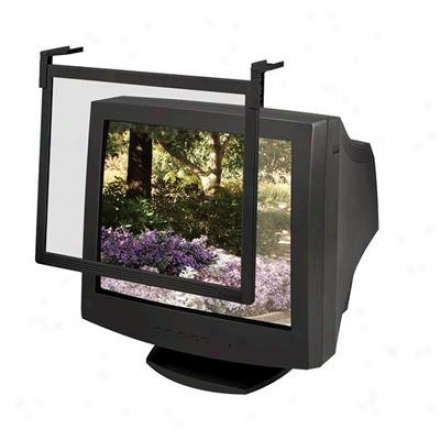"Fellowes 16""-17"" Crt-lcd Display Standard Glare Filter 93785"