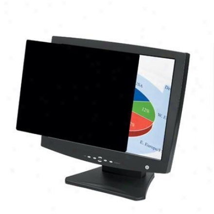 """Fellowes 17"""" Notenook-lcd Displah Privacy Filter 4801001"""