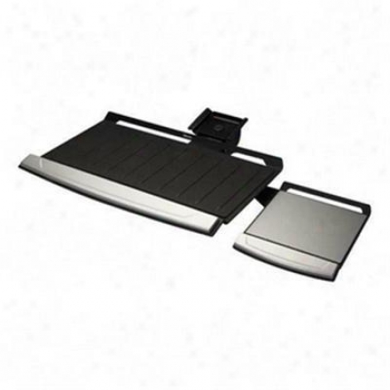 Fellowes Keyboard Tray Black/silver