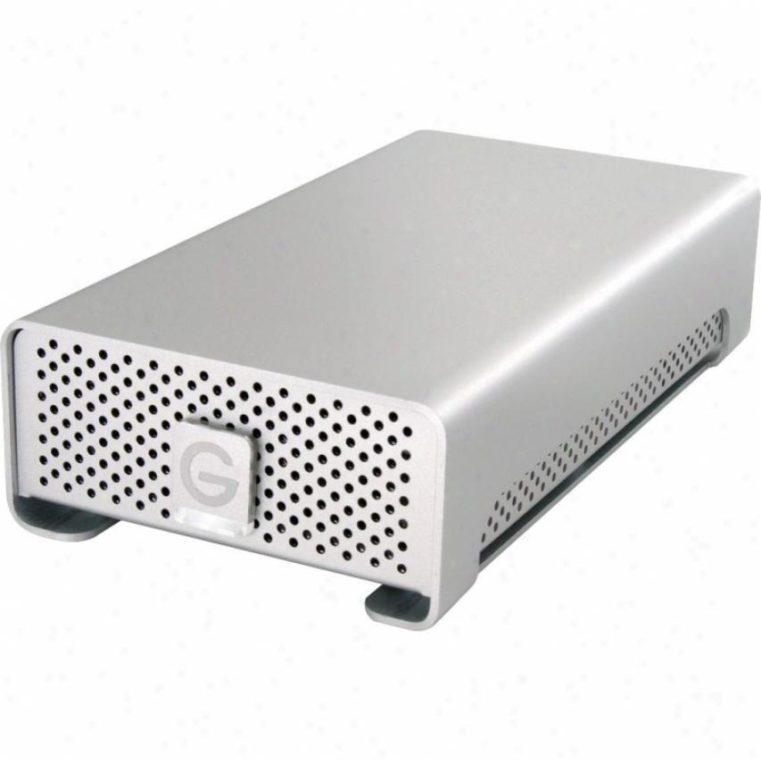 G-tech G-raid Mini 1.5tb Portable Firm Drive - 0g02134