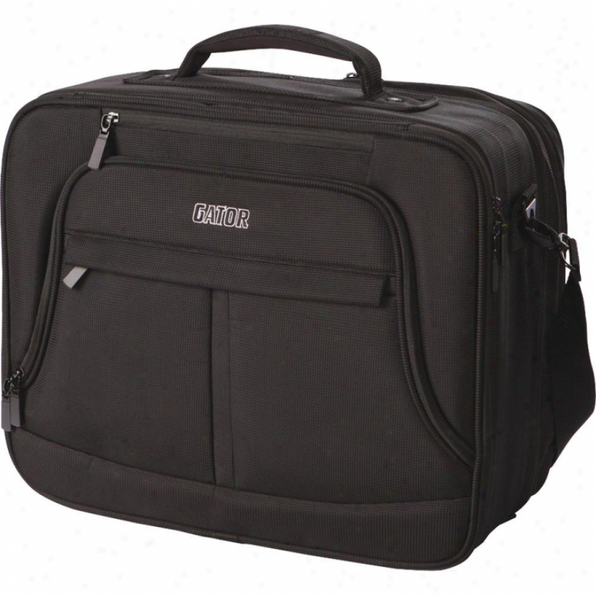 Gator Cases Checkpoint Friendly Laptop Bag - Black - Gav-lt