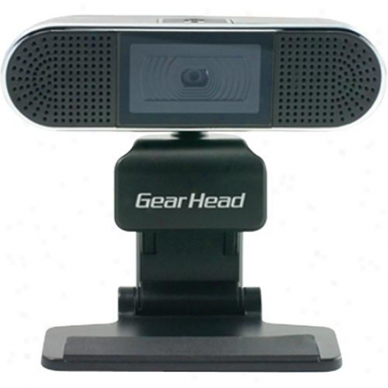 Gear Head 8mp 1080p Web Cam