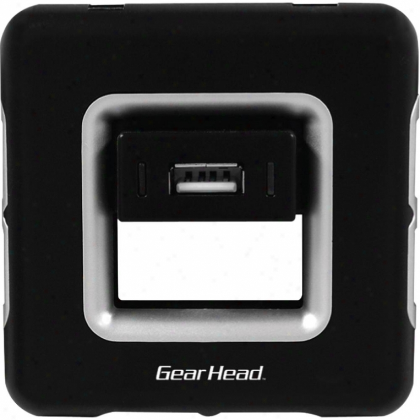 Gear Head Usb 7-port Ac-powered Hub