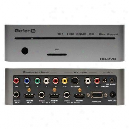 Gefen Tv High-def Personal Video Rec