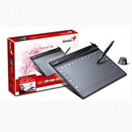 Genius Products G-pen 509 Ultra Slim Tablet