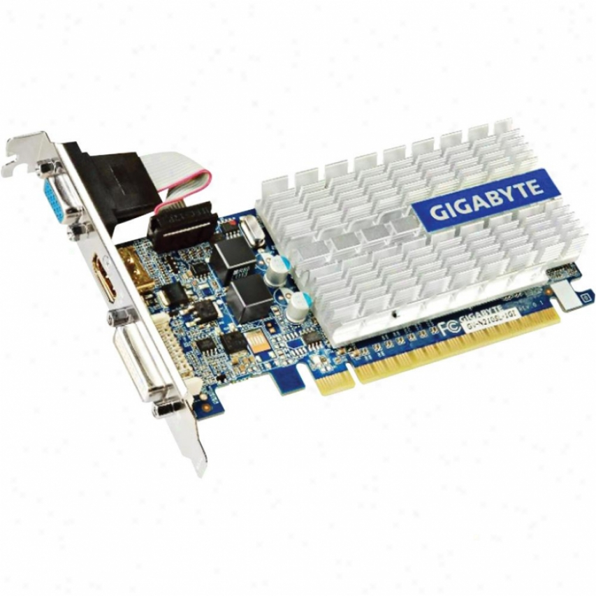 Gigabyte Geforce Gt210 Ddr3 1gb Silent