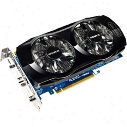 Gigabyte Gv-n560oc-1gi Gefo5ce Gtx 560 Ti 1gb Pci Represent 2.0 X16 Video Card