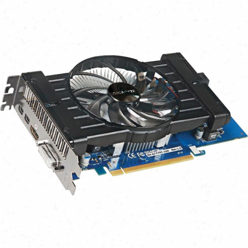 Gigabyte Radeon Hd7770 1gb