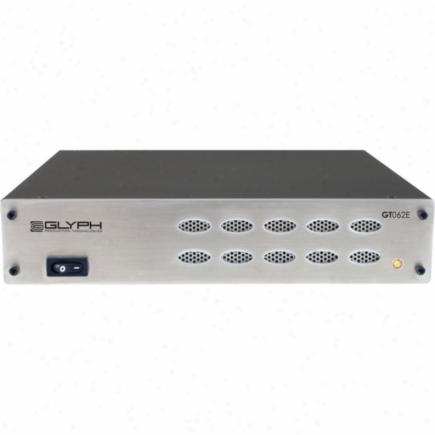 Glypb Technology Gt062e 6tb External Raid Hard Drive W/ Firewire 800/usb/esata