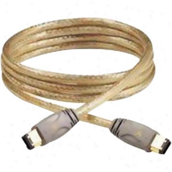 Goldx 6' 6 Pin Male - 6 Pin Male