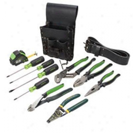 Greenlee Electrician Kit