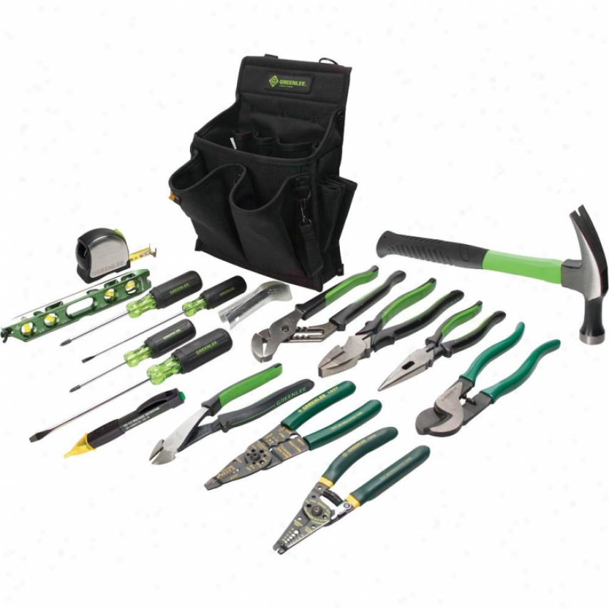 Greenlee Journeyman Kit